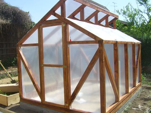 Woodengreenhouse