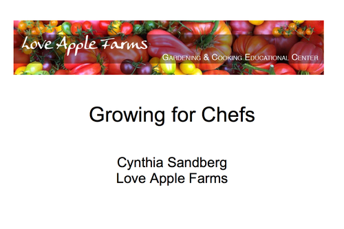 Growing-for-chefs
