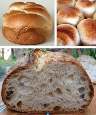 Bread-montage