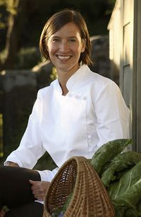 Chef Maggie Cattell