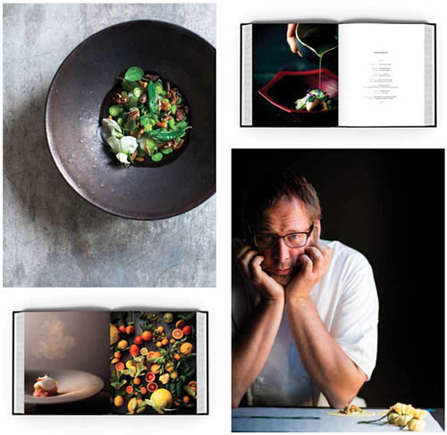 Manresa cookbook montage