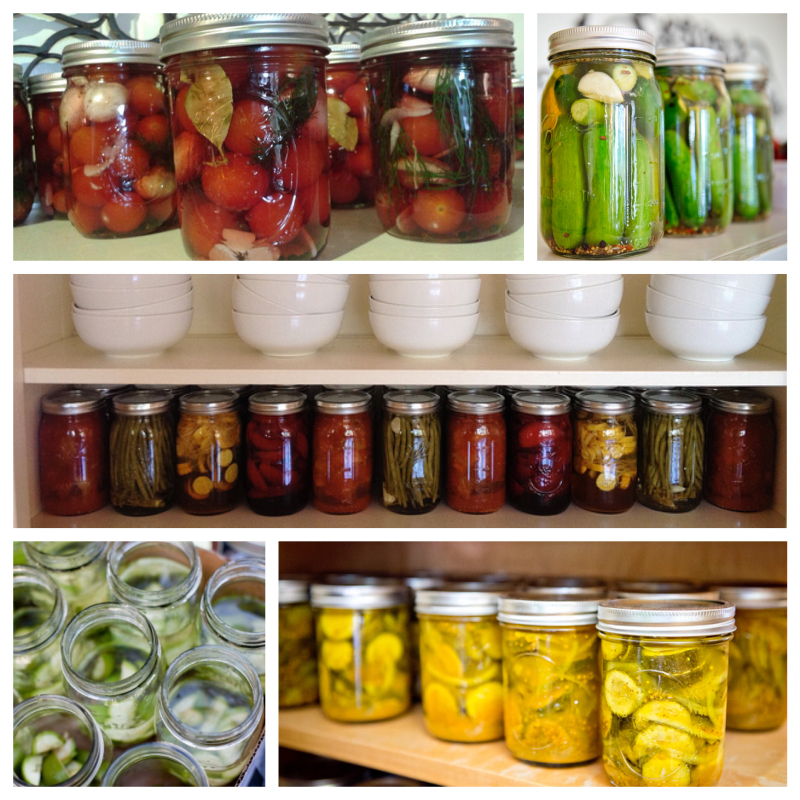 Picstitch pickles pickling