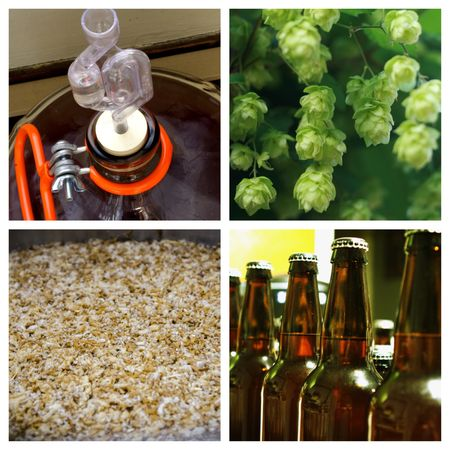 Home brew pic stitch