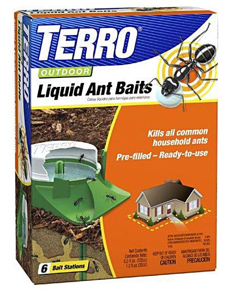 Terro outdoor ant bait