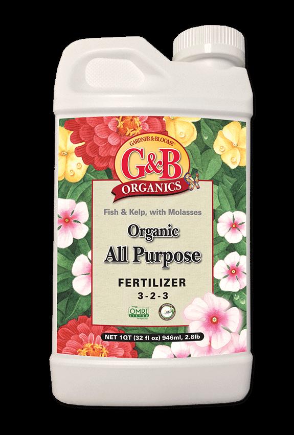 G&B liquid fertilizer